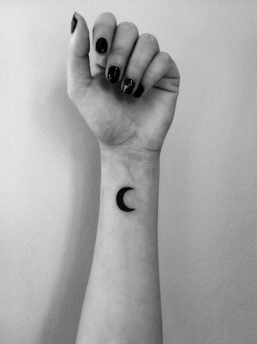 Symbolism Moon Inkspiration