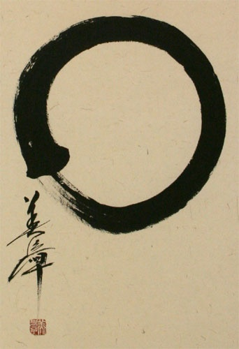 Symbolism Enso Inkspiration
