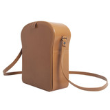 For the love of LEATHER: 'Toast' shoulder bag
