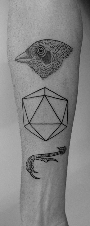 Symbolism icosahedron go with the flow inkspiration for Ink flow tattoo