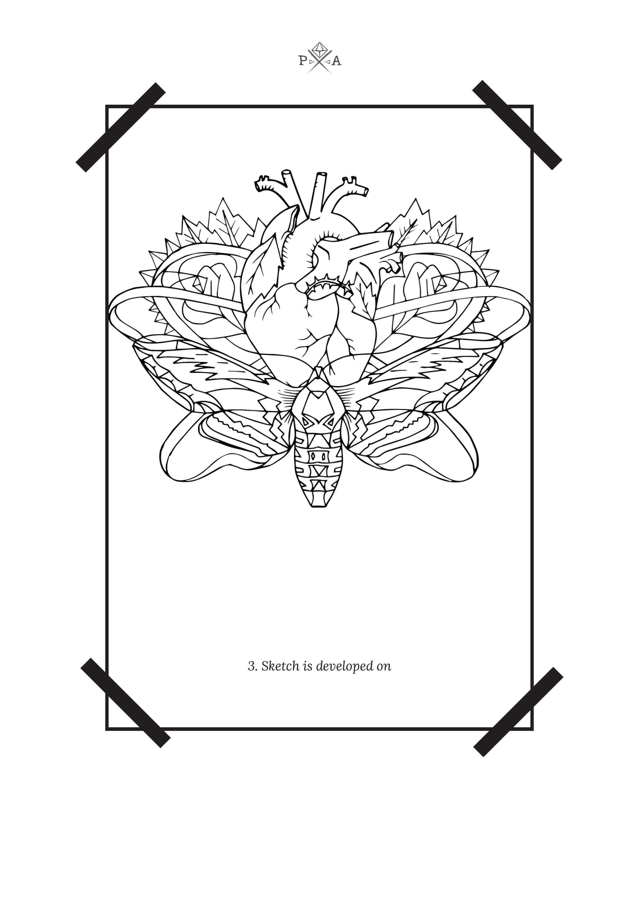 Back > Tattoo's For > Geometric Arrow Tattoo Meaning