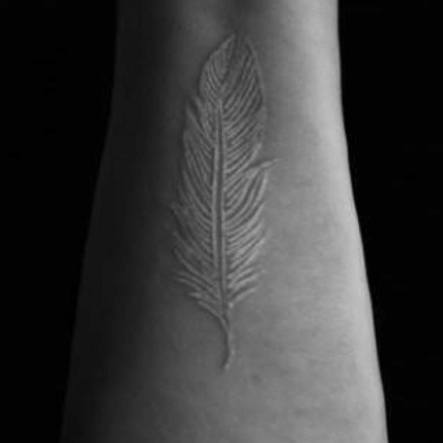 91e92f8b1 WEAR YOUR INK: In pure White | | INKSPIRATION