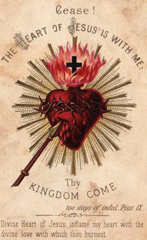 Symbolism Sacred Heart Inkspiration