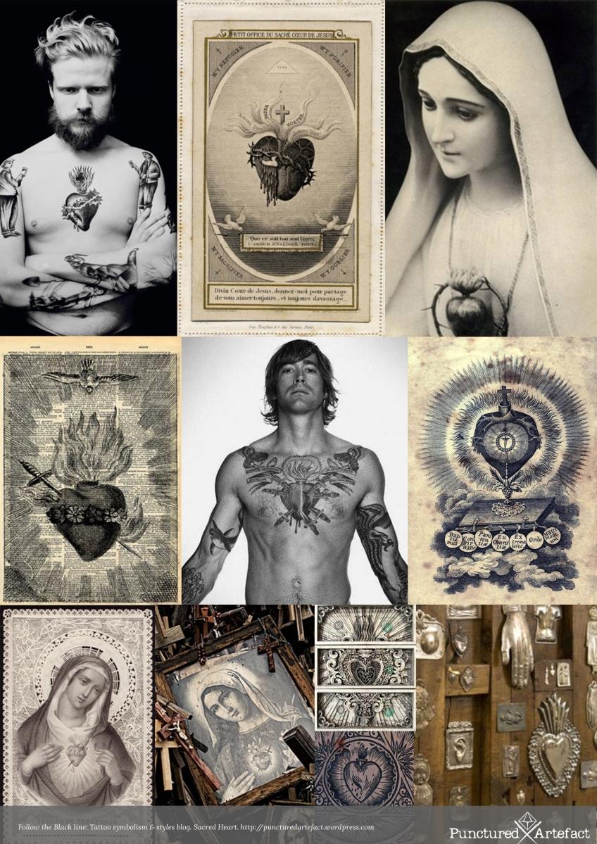 SYMBOLISM. Sacred Heart