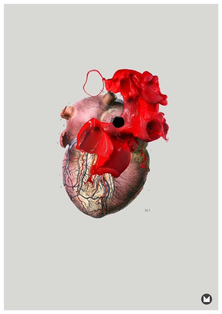 Symbolism Heart Inkspiration
