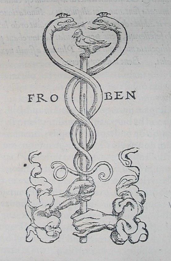 Symbolism Caduceus Inkspiration