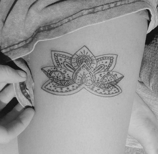 Greek Mythology Flower Lotus