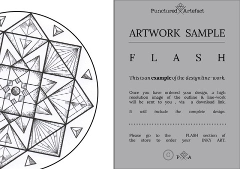 Flash. sample.MANDALA2.circle.web